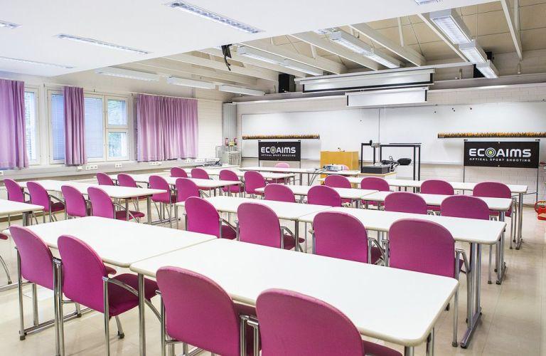 Megrin Matkailun Aho-salissa on tilaa noin 60 henkilölle.